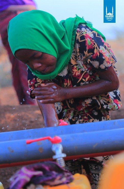 Accessing clean water