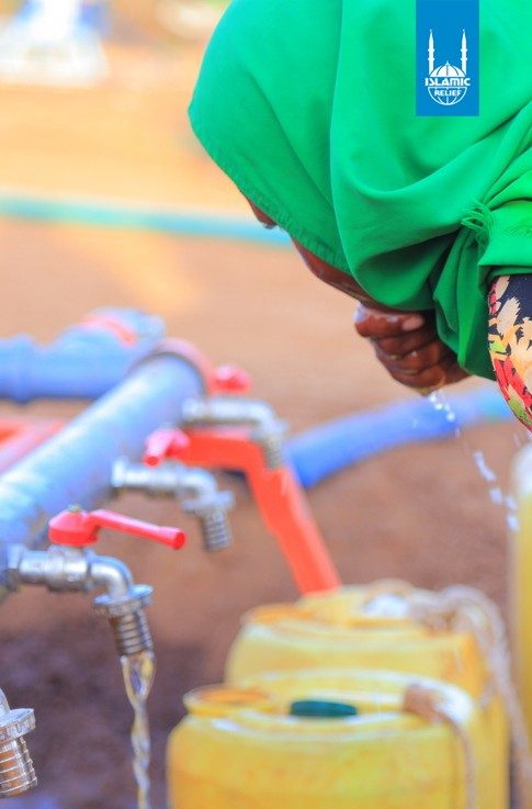acessing clean water